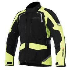 Blousons jaunes Alpinestars pour motocyclette Homme