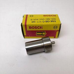 Pulverizador Inyector De BOSCH 0434250125 Tierra Rover Range Rover Para RTC5988