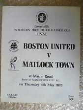 Teams A-B Final Football Pre-Season Fixture Programmes
