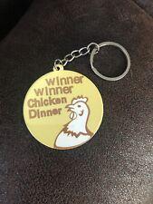 PubG Winner Winner Chicken Dinner Keychain