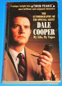 TWIN PEAKS: AUTOBIOGRAPHY OF FBI SPECIAL AGENT DALE COOPER - rare paperback book