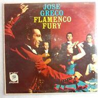 Jose Greco Flamenco Fury MGM RECORDS  E-3741 LP VG+