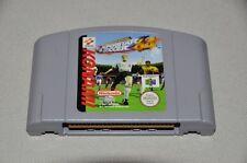 N64 Nintendo 64 juego módulo-International Superstar Soccer 64-fútbol Sport