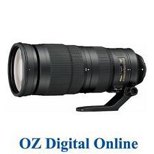 New Nikon AF-S NIKKOR 200-500mm f/5.6E ED VR Lens 200-500 F 5.6 1 Yr Au Wty