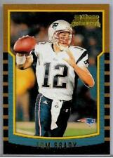 *** TOM BRADY  2000 BOWMAN ROOKIE CARD ***