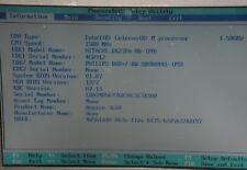 Acer Aspire 3610 MORAR M/B 05210-1 48.4E101.011 Mainboard Motherboard INTEL