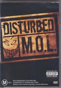 Disturbed M.O.L - DVD