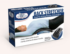 American Healthcare Leather Padded Arched Back Stretcher Massage Pain Relief NEW