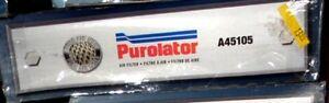 Genuine Purolator A45105 Air Filter - FREE SHIPPING