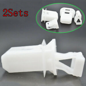 Rear Seat Buckle Seat Clamp Cushion Pad Clips Back Fixed Buckle For Chevrolet