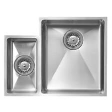 Astracast Foss 1.5 Bowl LHD Undermount Sink  Stainless Steel BNIB