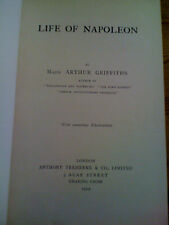 Life of Napoleon: The Great Adventurer 1902 First Edition