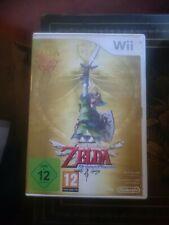 Nintendo Wii The legend of zelda skyward sword