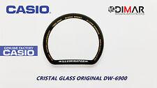 Vintage Glass Casio DW-6900 NOS