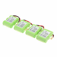 General 4pcs 400mAh 3.6v Home Phone Battery for Vtech BT-17333 BT17333 BT27333