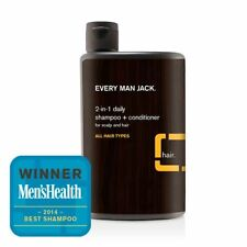 Every Man Jack 2-in-1 Citrus Daily Shampoo and Conditioner