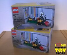 IN STOCK - LEGO 5005358 EXCLUSIVE MINIFIGURE FACTORY ANNIVERSARY (2018) - MISB