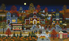 Jane Wooster Scott Autumnal Reflections Serigraph Deluxe Edition 22/25 WITH COA