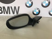 BMW 3 Series Electric Left Side Mirror E90,E91, 7182695, Silver 5 Pins, Original