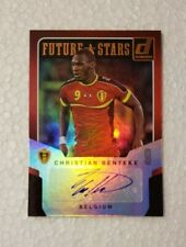 2015 Donruss Future Stars Signatures #2 Christian Benteke