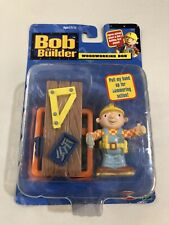 Bob The Builder -Woodworking Bob 2001. Unopened
