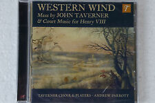 Western Wind mass by John Taverner Taverner Choir & Players Andrew Parrott Box23
