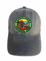 Everglades National Park Adjustable Curved Bill Strap Back Dad Hat Baseball Cap