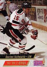 1993-94 Wheeling Thunderbirds #2 Darren Schwartz