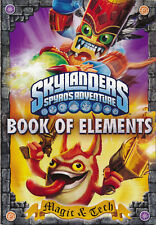 Skylanders Universe: Book of Elements: Magic and Tech by Activision (paperback)