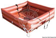 OSCULATI Coastlife Liferaft 12 Seats