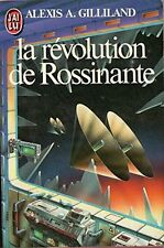 La Révolution de Rossinante.Alexis A. GILLILAND.Science Fiction SF21A