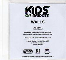 (FB4) Kids On Bridges, Walls - 2014 DJ CD