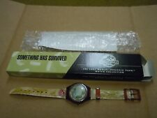 1997 THE LOST WORLD: JURASSIC PARK WATCH COLLECTION BURGER KING