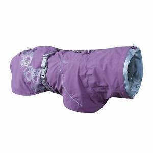 Hurtta Drizzle Winter Dog Puppy Coat Waterproof Walk Jacket 3M Reflectors 18 In