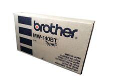 Brother MW-140BT Mobile Thermal Printer - No PSU -
