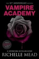 Vampire Academy 10th Anniversary Edition by Richelle Mead (2016, Paperback)
