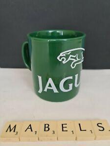 KILNCRAFT ~JAGUAR~  green mug