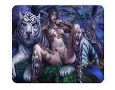 World of Warcraft NIGHT ELF Custom Mousepad USA SHIPPING
