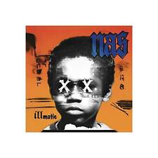NAS Illmatic XX Remastered 180gm Vinyl LP