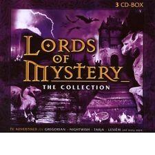 Lords of Mystery - The Collection / Tarja Nightwish Isgaard Cantarius Tya Llynya