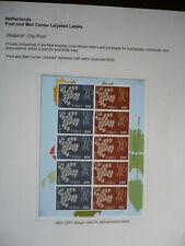 Postal History - Europa 1961 - Netherlands - Lelystad Postal & Mail Labels