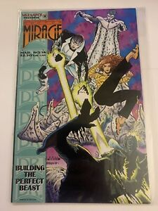 The Second Life of Doctor Mirage (March 1995, Valiant Comics)