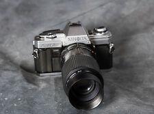 Minolta X370 with 75-150mm F4