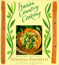 Italian Country Cooking: Recipes from Umbria and Puglia by Susanna Gelmetti 1996