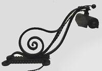 rarissime lampe escargot de bureau d'époque art déco