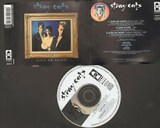 STRAY CATS Elvis on Velvet 3 track CD SINGLE Lust n Love CDSingle Straycats