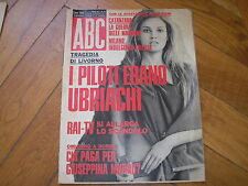 RAQUEL WELCH HANNIE CAULDER LA TEXANA E I PENITENZA COVER 1971 ITALIAN MAG ABC