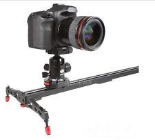 "24"" Digital SLR Camera Track Slider Video Stabilization System Movie Film Dolly"