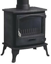 Tiger Multi Fuel Cleanburn Defra Approved Wood Burning Stove Brand New Boxed