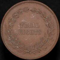 1910 | Jesus College Boat Club 'Trial Eights' Medal | Medals | KM Coins